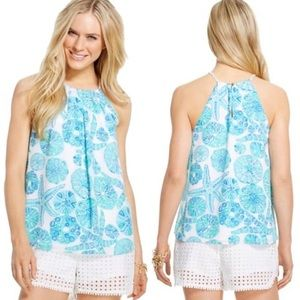 LILLY PULITZER for Target sea urchin tank small